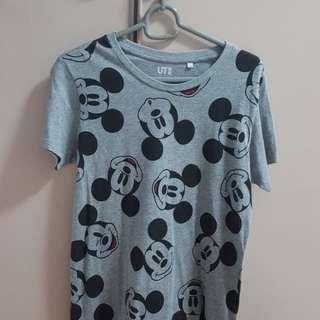 Uniqlo Mickey Mouse UT Tshirt