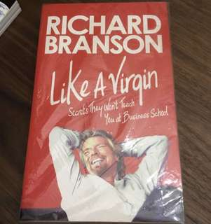 Richard Branson - Like A Virgin