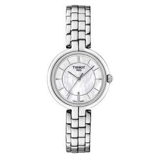 正品Tissot,全原天梭,T094佛拉明戈系列,簡潔百搭女錶,原裝瑞士ETA石英機芯,26mm表徑。一表一號,三碼一表,全新全套出。