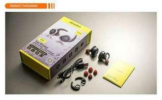 AWEI TRUE WIRELESS EARPHONES!!! ORIGINAL!! STEAL!!