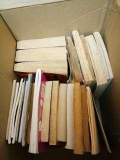 Novels & Storybooks