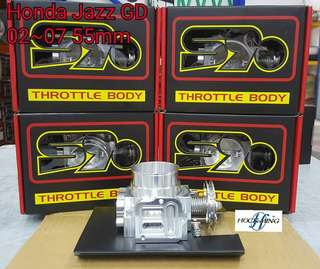Jazz City GD 55m S90 Throttle Body