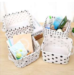Storage Basket/ Table Organiser