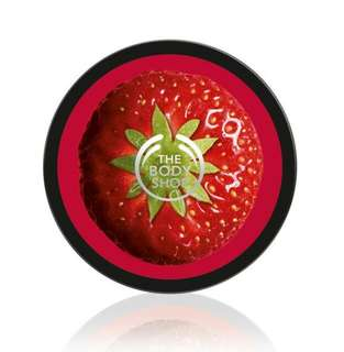 The Body Shop Body Butter Strawberry