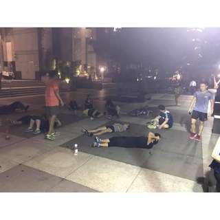 Group HiiT Circuit Workout
