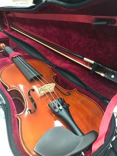 Samuel Eastman 1/2size violin