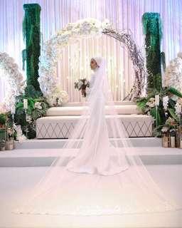 Wedding/Bridal Dress for rent!!
