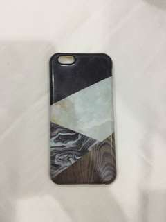 Iphone 6/6s Soft Marble Case!