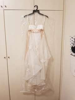 Flower girl long dress