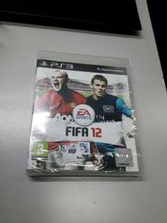 PS3 Fifa 12