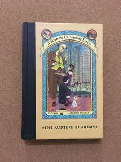 A Series of Unfortunate Events Book 5: The Austere Academy