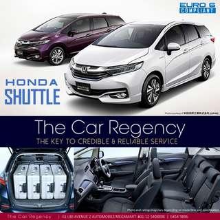 Honda SHUTTLE 1.5 ( 2017 )( LED )( NEW )( WGN )
