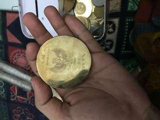 Uang jadul Soekarno