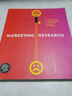 Marketing Research and Analysis