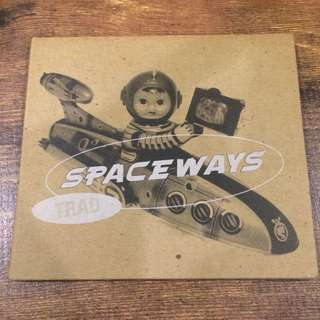 Spaceways - trad cd