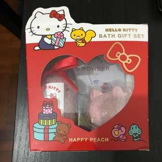 Hello Kitty 沐浴套袋