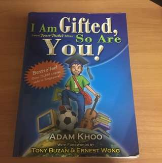 adam khoo's book