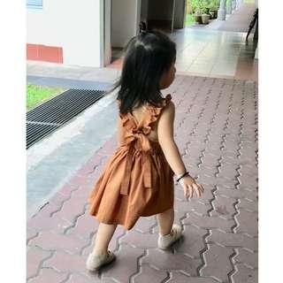 Ruffles Princess Dress