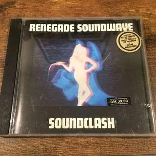 Renegade soundwave - soundclash cd