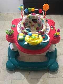 Baby 1st Bouncy Walker