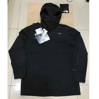 THE NORTH FACE UE 黑標 四口袋 GTX防水 M65