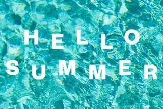 WELCOMING SUMMER -> jual baju pantai