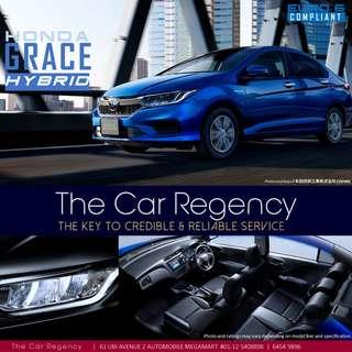 Honda GRACE / CITY HYBRID ( 2018 )( NEW )( SEDAN )(FACELIFT)