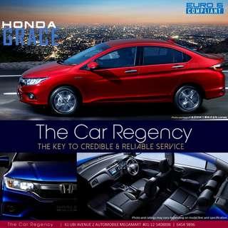 Honda GRACE / CITY ( 2018 )( NEW )( SEDAN )(FACELIFT)