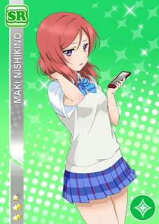 Maki Summer Full Set Negotiable