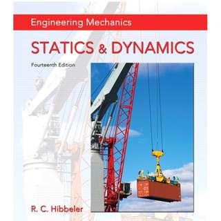 Engineering Mechanics Statics _ Dynamics 14th Edition