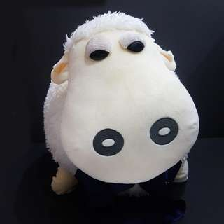 Giant Sheep Soft Toy