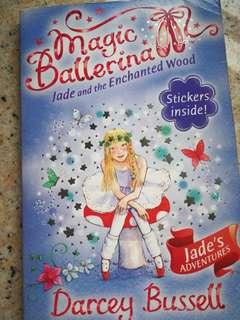 magic ballerina