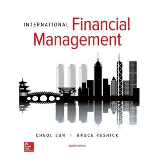 International Financial Management 8th Edition