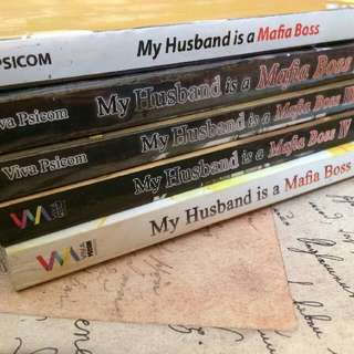 My husband is a mafia boss (wattpad.completed)