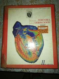 ANATOMY & Physiology By Tortora and Derrickson