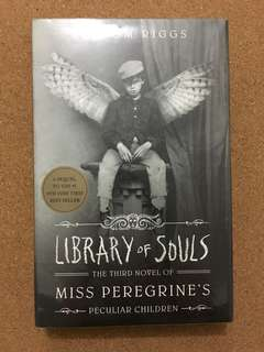Miss Peregrine's Home for Peculiar Children Book 3: Library of Souls