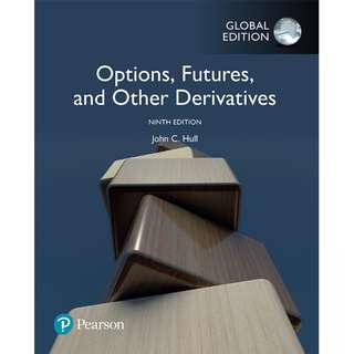 Options Futures and Other Derivatives Global Edition 9th Edition
