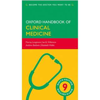 Oxford Handbook of Clinical Medicine 9th edition
