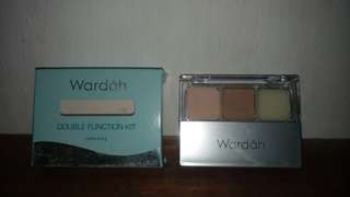 Preloved Wardah Double Function Kit
