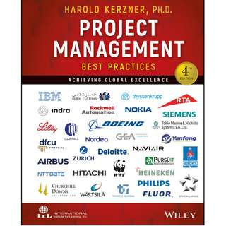 Project management best practices 4th edition