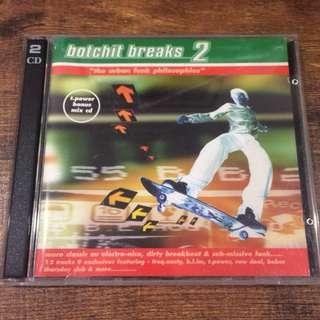 V/a botchit breaks 2 - urbanfunkphilosophies cd