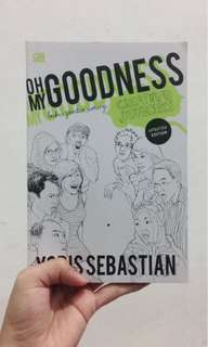 Oh my goodness - Yoris Sebastian