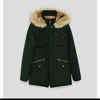 Preloved Coat Zara