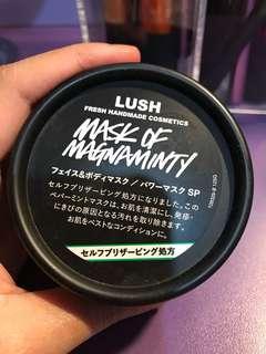 Lush Mask Magnaminty