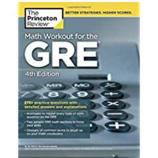 Math Workout for the GRE, 4th Edition ebook