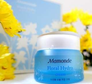 mamonde floral hydro cream 50ml