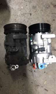 Air Cond Compressor Replace/Repair