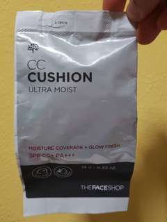 The face shop cc cushion refill