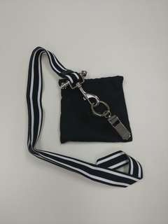 Givenchy 銀色口哨頸繩