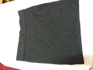 Forever 21 Pencil Grey Skirt
